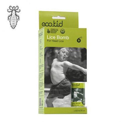 Ecokid Ecokid Lice Bomb Voor Hoofdluisbestrijding