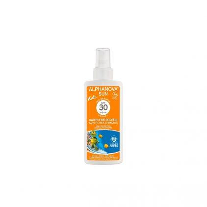 Alphanova Bio Sun Spray Spf30 Kids