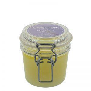 Botanical Beauty Face Scrub Lavendel 50ml