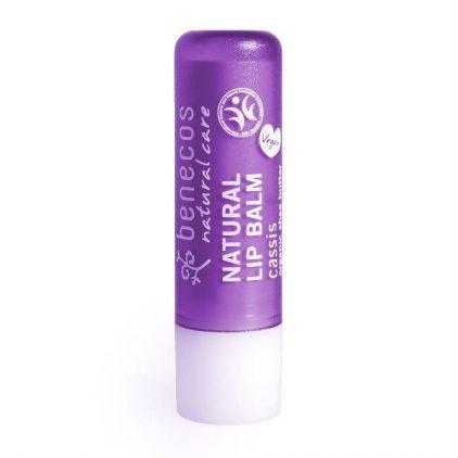 Benecos Natural Vegan Lipbalm Cassis 4,8g
