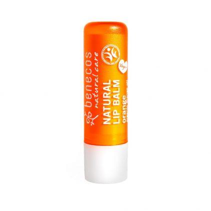 Benecos Natural Vegan Lipbalm Orange 4,8g