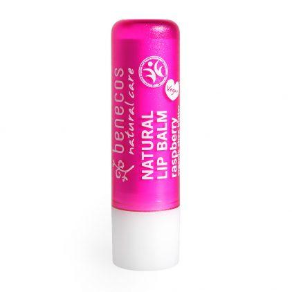 Benecos Natural Vegan Lipbalm Raspberry 4,8g