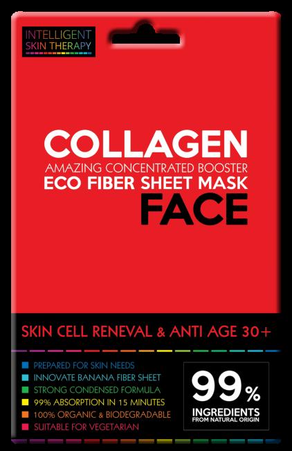 Beautyface Collageen Vliesmasker 30+ Anti Aging