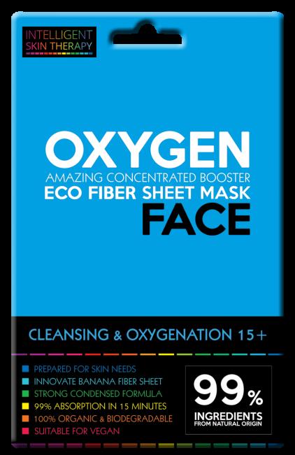 Beautyface Oxygen Vliesmasker Zuiverend Anti Acne