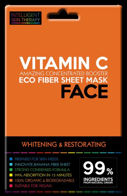 Beautyface Vitamine C Masker Verhelderend Herstellend