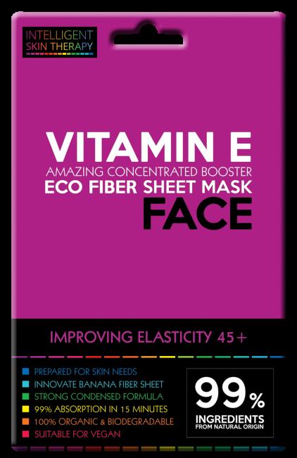 Beautyface Vitamine E Masker 45+ Liftend En Verjongend