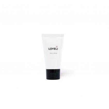 Loveli Face scrub 50ml