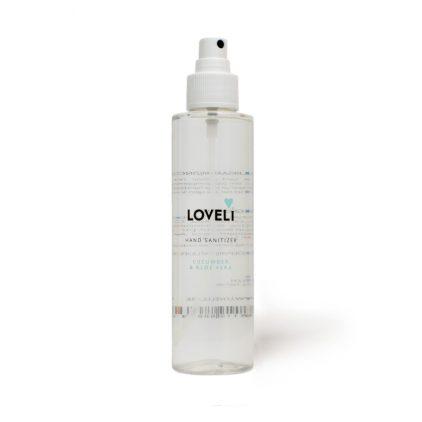 Loveli Hand sanitizer 150ml