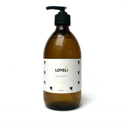 Loveli BodyWash Refill 500ml